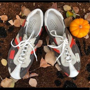 Coach Runner Shoe